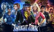 'Twilight Town: Поиск Предметов' - Любите детективные квесты и расследования? Эта игра на поиск предметов перенесет вас в город вампиров, полный мистических тайн и приключений!