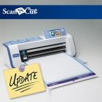 ScanNCut: Обновление программного обеспечения